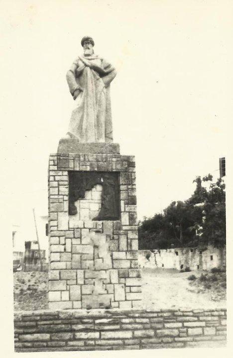 تمثال دومينغو فرانثيسكو باديا في طنجة