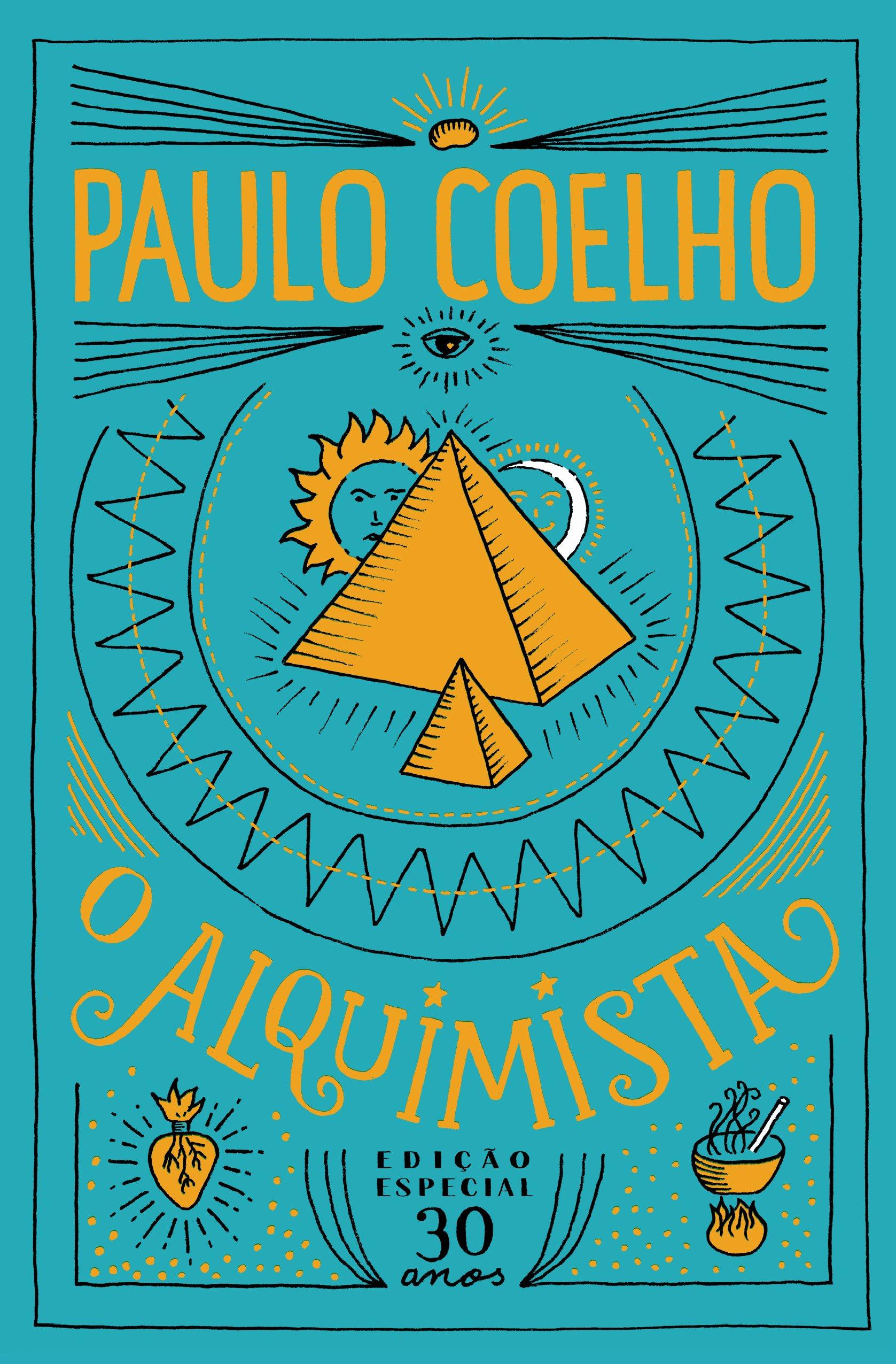 كتاب الخيميائي لـ باولو كويلو
